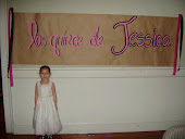 Aww. This is Jessica's poster that everybody signed