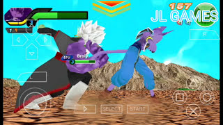 NEW DRAGON BALL TENKAICHI TAG TEAM MOD + MENU  ((PSP)) 2018