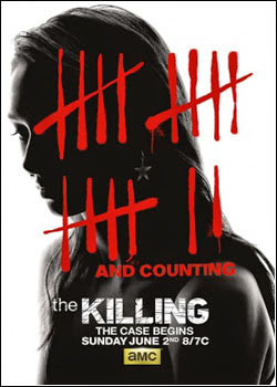 7 The Killing 1ª, 2ª, 3ª Temporada Legendado RMVB + AVI