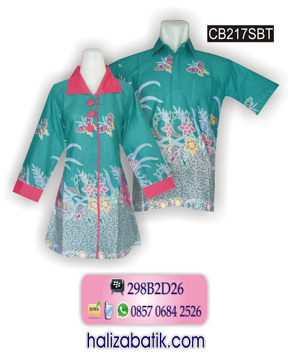 model baju batik, kain batik, mode batik