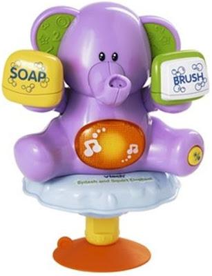 Hình ảnh Voi tắm vui nhộn Vtech Splash and Squirt Elephant