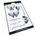 Happy Butterflies Stamp Set