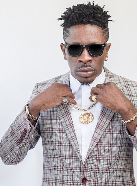 Police To Investigate Shatta Wale For Publicly Firing A Gun