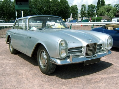 Facel Vega 1963 Facel III coupé