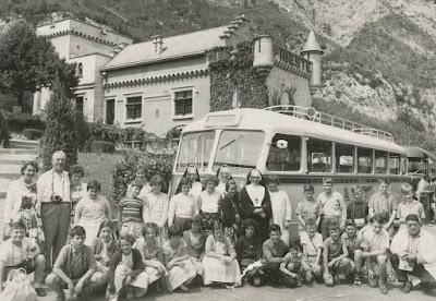 Lourdes 1961