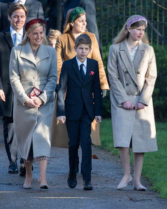 Why Prince Edward and Sophie's Children won't take on official Royal Roles