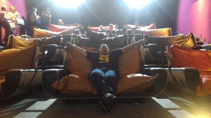 Selesa Tengok Wayang Di TGV Cinema Aeon Klebang