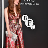 OIC - ENTSIMAGES.COM - Rose Leslie at the  Luminous - BFI gala dinner & auction in London  6th October 2015 Photo Mobis Photos/OIC 0203 174 1069