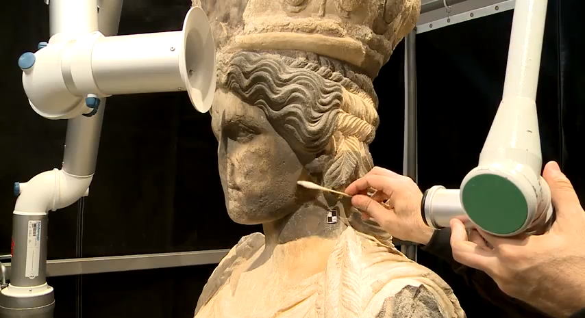 More Stuff: Greece's Caryatids getting extreme makeover