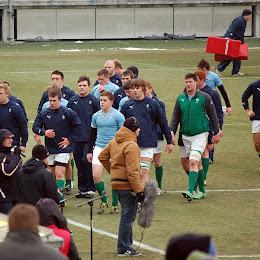 2012-02-11 U20 France v Ireland