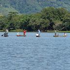 Pescando en la Charca de Guarinó