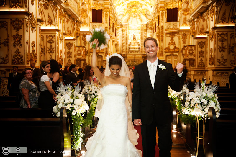 Foto de casamento 1247 de Daniele e Kenneth. Marcações: 24/07/2010, Casamento Daniele e Kenneth, Rio de Janeiro.