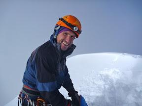 Summit, Aiguille Verte, bravissimo!
