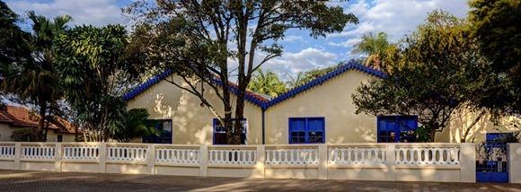 La casa natale di Portinari, oggi un museo a lui dedicato, fonte: museucasadeportinari.org.br
