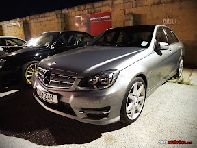 Mercedes Benz RHD