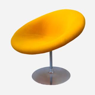 Artifort + Pierre Paulin Little Globe Chair #1
