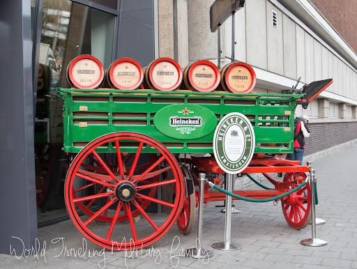 Amsterdam, Netherlands - Heineken Experience