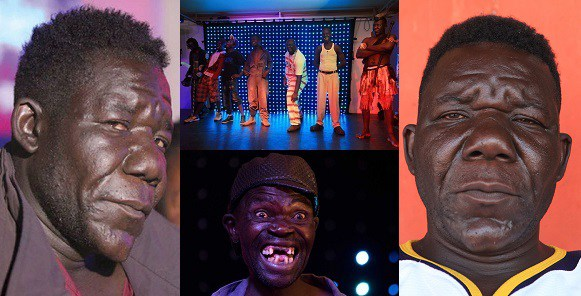 43 Year old Man Wins His Fourth Title for Being The Ugliest Man in Zimbabwe (Photos)