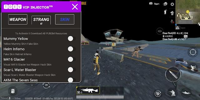 PUBG Mobile C1S1 Injector v6 Hack 1.5.0 Sezon 20