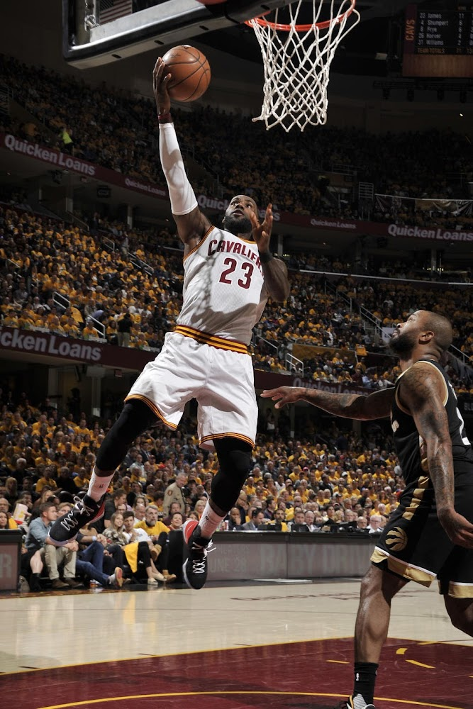 LeBron James Leads Cavs to 2-0 Series Lead in Nike LeBron 14 PE | NIKE LEBRON - LeBron James Shoes