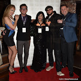 OIC - ENTSIMAGES.COM - Montana Sophia, Walter Stojash  and Rebeca Riofrio at the  Mr Jethro Sheeran's Album Launch Party. 10th November 2015 Photo Mobis Photos/OIC 0203 174 1069