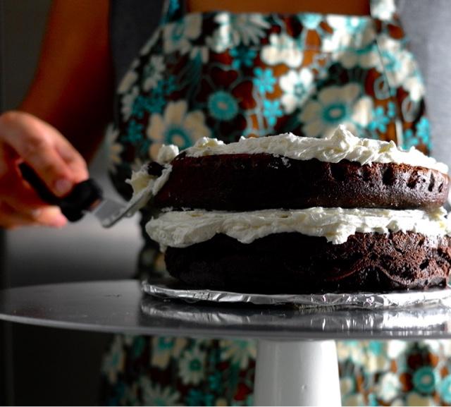 Quinoa Birthday Cake