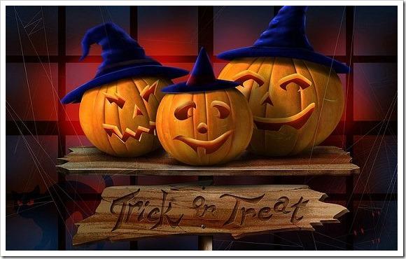 Lectura de Dividendos en Halloween