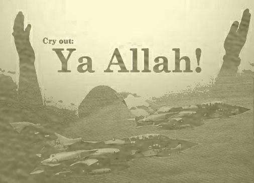 "Habib Umar bin Hafidz: Kalimat ""Ya Allahu Ya Allah"" Lebih Mustajab Dari 1000 Jet Pembombardir Yaman"