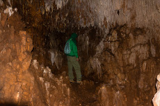 The secret cave in Geyikbayiri...