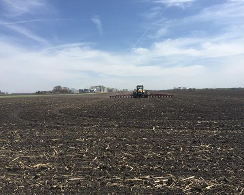 Planting Progress 2017