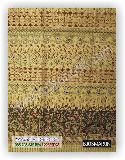 model baju batik modis, motif batik pekalongan