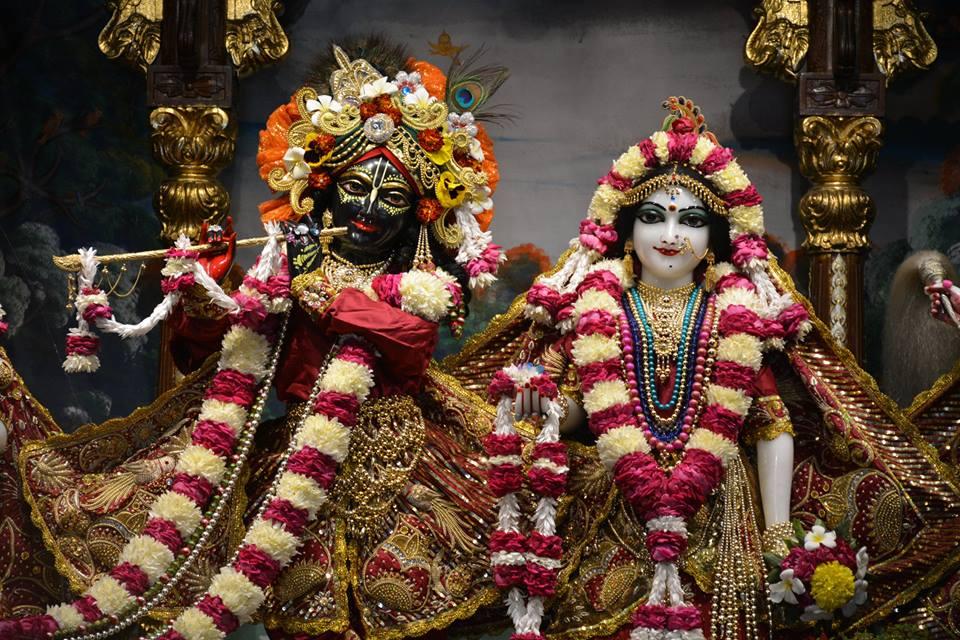 ISKCON Ujjain Deity Darshan 03 Jan 2017 (11)