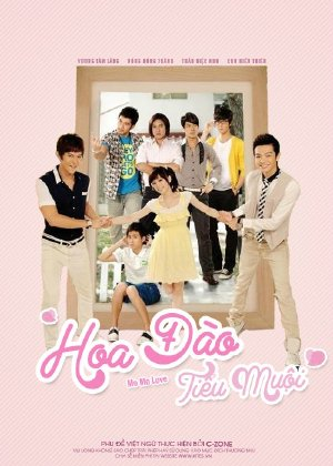 Phim Đào Hoa Tiểu Muội - Mo Mo Love - Wallpaper