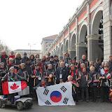 Tutti insieme per la cerimonia PyongChang 2018