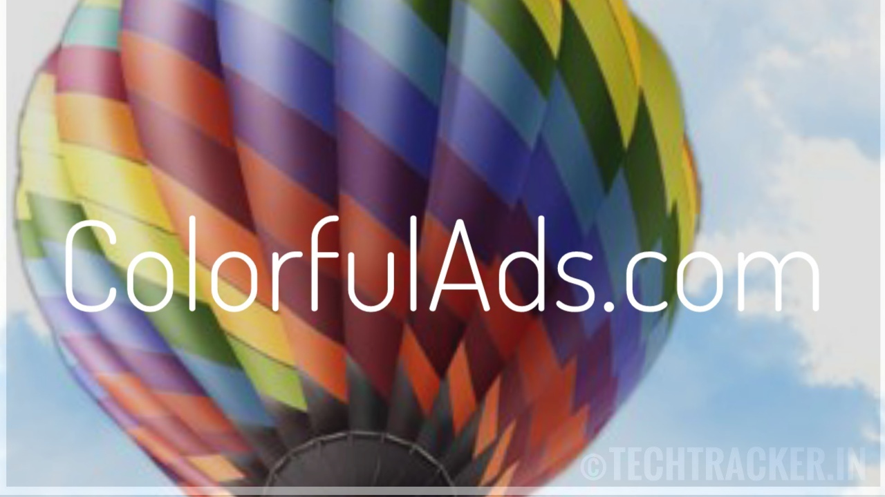 ColorfulAds Review - Best Adsense Alternative Ad Network For Publishers.