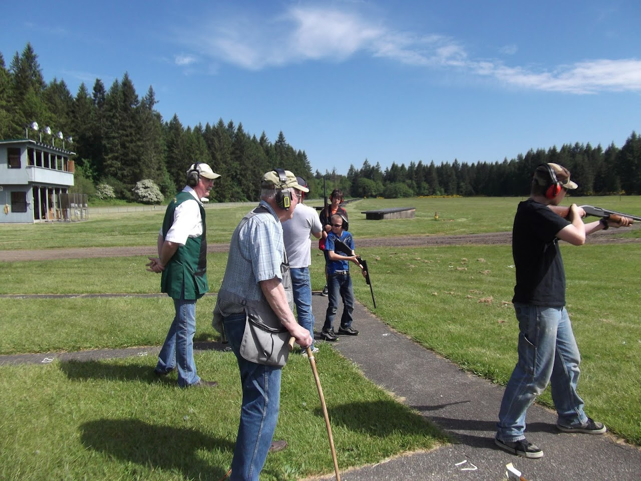 2011 Shooting Sports Weekend - DSCF0672.JPG