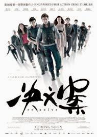 Kiên Định - Re:solve poster