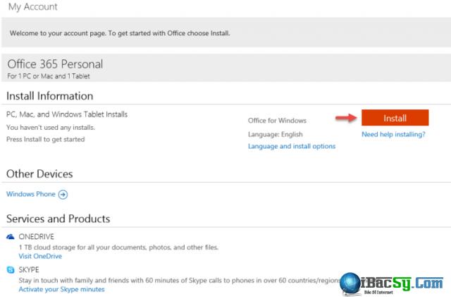 cách kích hoạt Microsoft Office 365 bản quyền - Hình 7