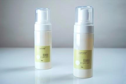 Пінка для вмивання для жирного та комбінованого типу шкіри