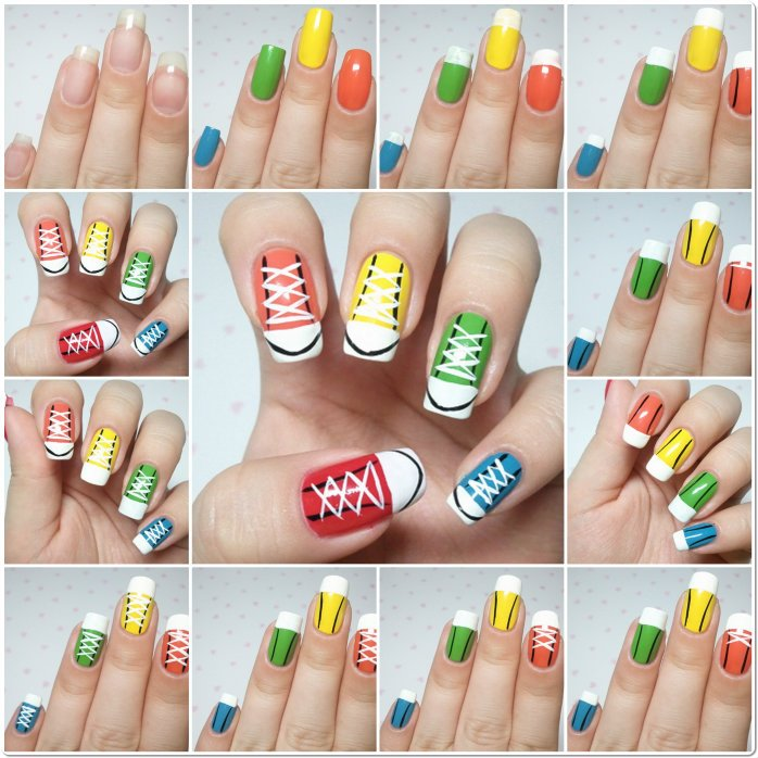Easy nails ideas step by step for 2018 nails c nail designs step by step nail art ideas for beginners step step nail art step step trend prinsesfo Choice Image