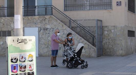 Los 48 nuevos contagiados este fin de semana en Almería, municipio a municipio