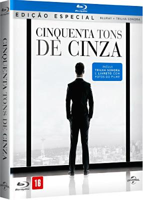 Filme Poster Cinquenta Tons de Cinza VERSÃO SEM CORTES BDRip XviD Dual Audio & RMVB Dublado