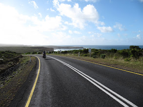 Photo: Year 2 Day 144 -  10Kms Out of Port Campbell