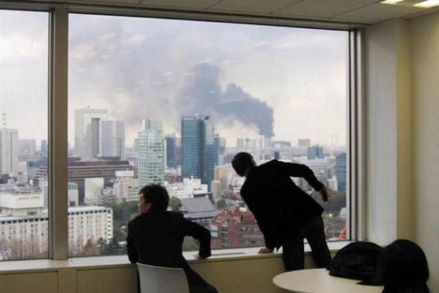 Tsunami – Japão 2011 - As melhores imagens da tragedia... Fotos-do-japao-38