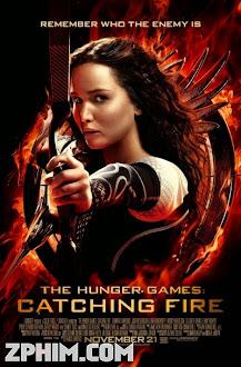Đấu Trường Sinh Tử 2: Bắt Lửa - The Hunger Games: Catching Fire (2013) Poster