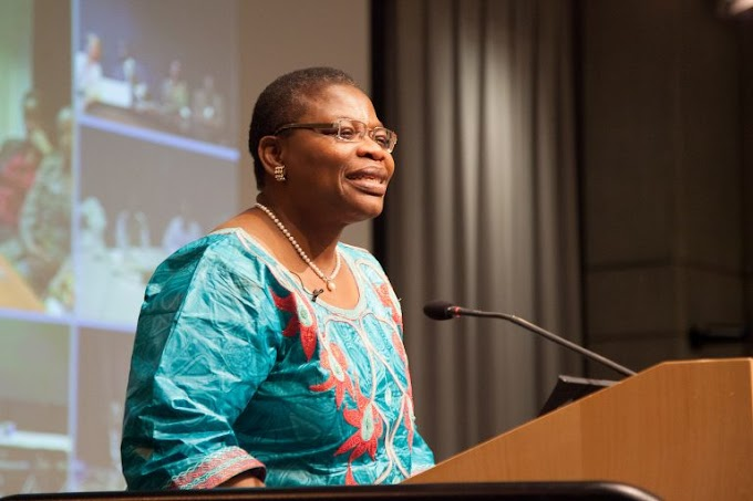 2019 elections: You are not going anywhere, INEC informs Oby Ezekwesili