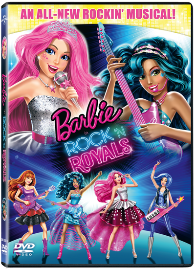 Barbie in Rock 'N Royals – Latino