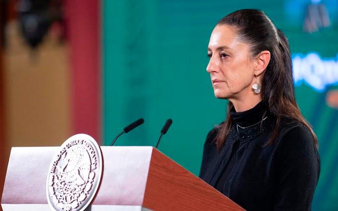 Claudia Sheinbaum anunció sanción de 100 mil pesos a empresa constructora de Cablebús
