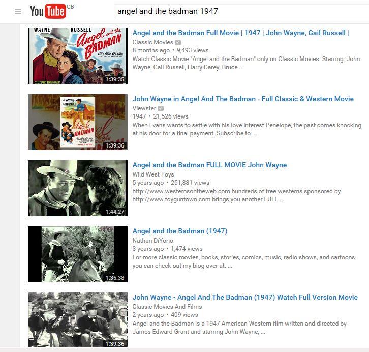 Copyright claim on public domain movie - YouTube Help