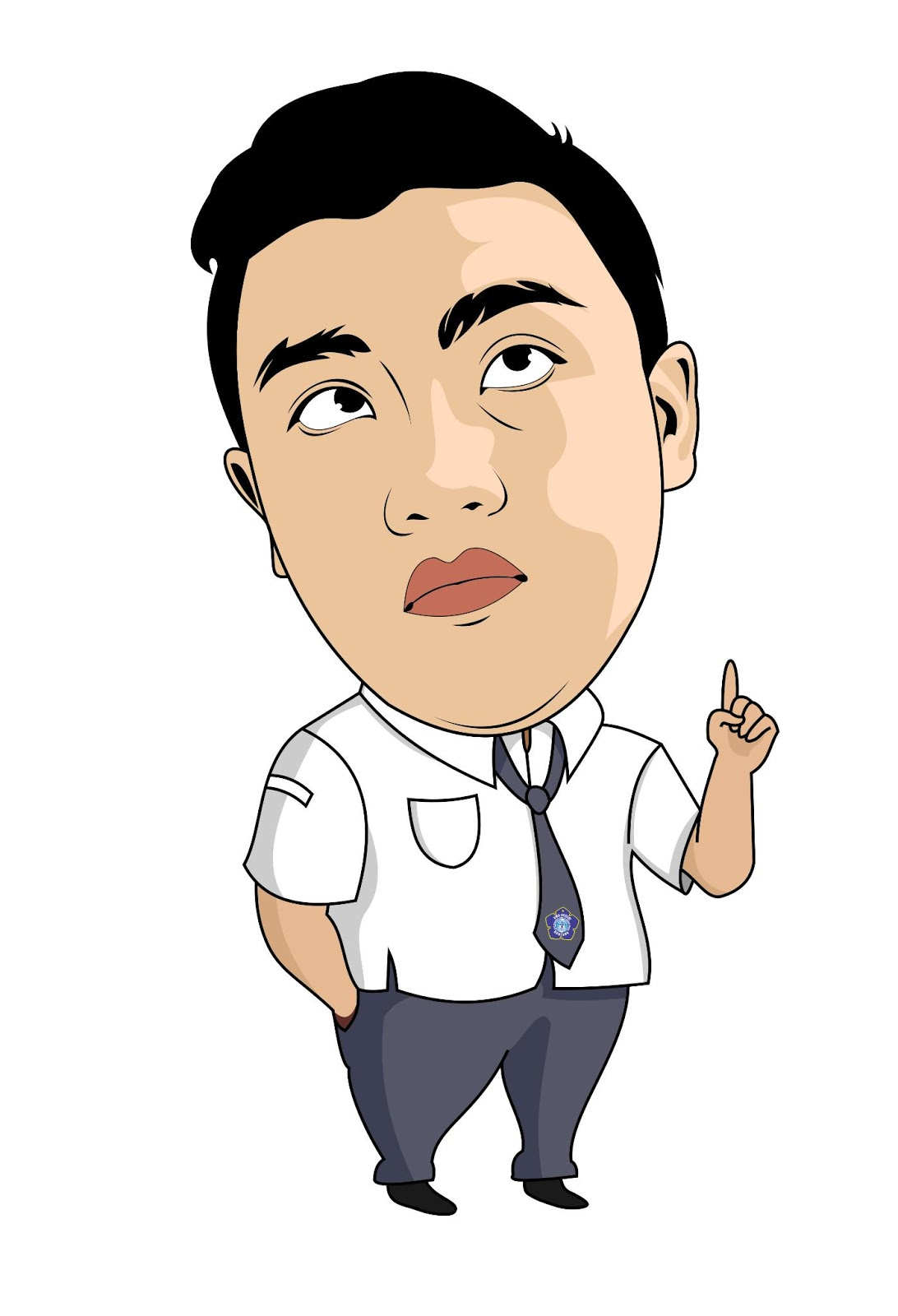 Ide Remaja: Karikatur SMA Cowok